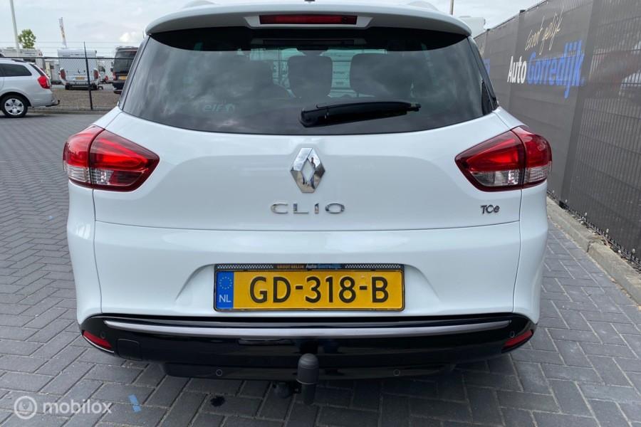 Renault Clio Estate 0.9 TCe Night&Day Led,Navi,Privacy glas