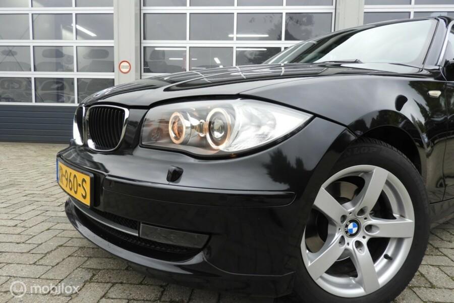 BMW 1-serie - 120d vol leder , xenon , climate control