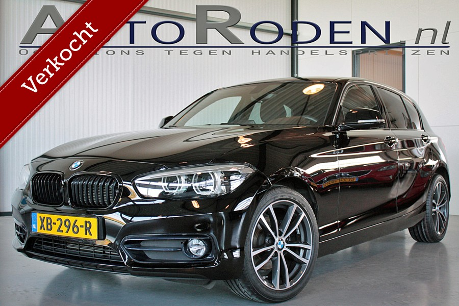 BMW 1-serie 116i Sport Line Shadow Executive