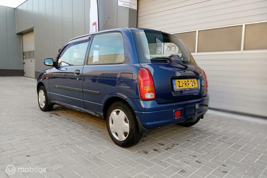 Daihatsu Cuore 1.0-12V RTi 1e eig