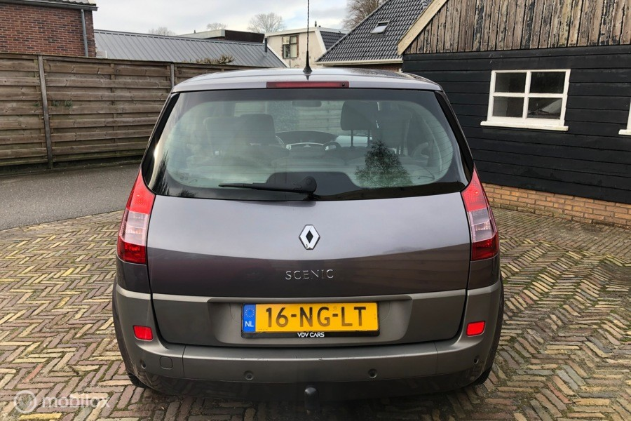 Renault Scenic 1.6-16V Authentique Luxe, Clima, trekhaak,
