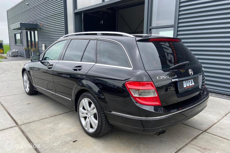 Mercedes C Estate 200CDI Avantgarde, Xenon, Navi,