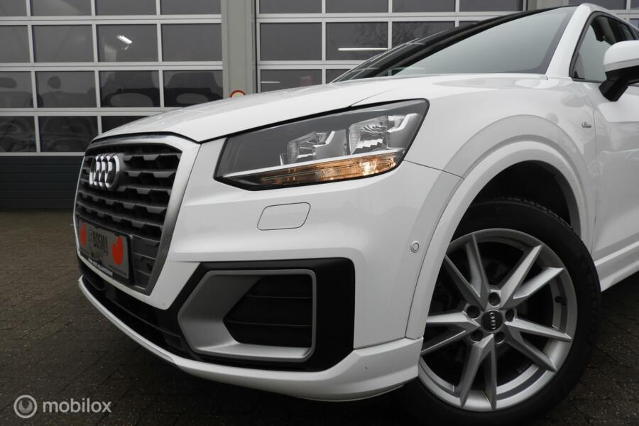 Audi Q2 2.0 TDI quattro S-line
