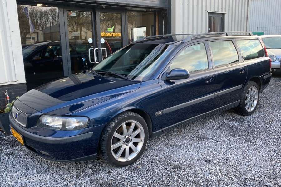 Volvo V70 2.4 T Geartronic AUT. Nwe APK