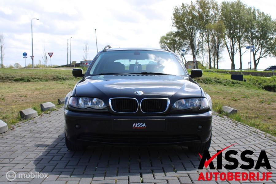 BMW 3-serie Touring 320d Executive APK 28-11-2020
