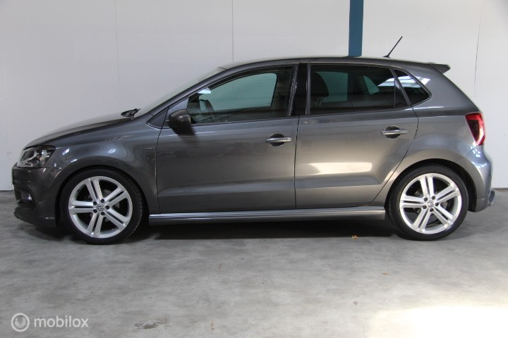 Volkswagen Polo 1.2 TSI Edition R 5-drs