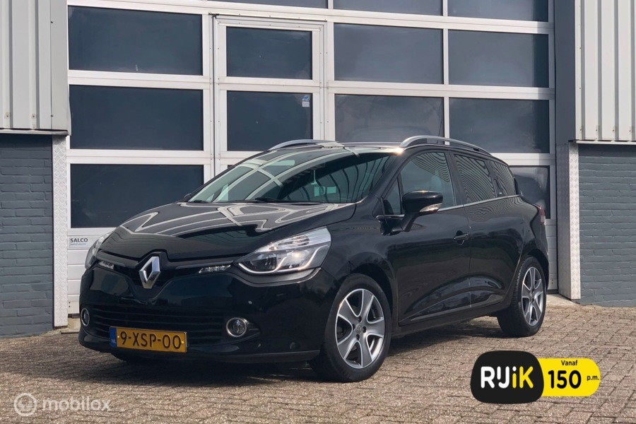 Renault Clio Estate 0.9 TCe Night&Day?>