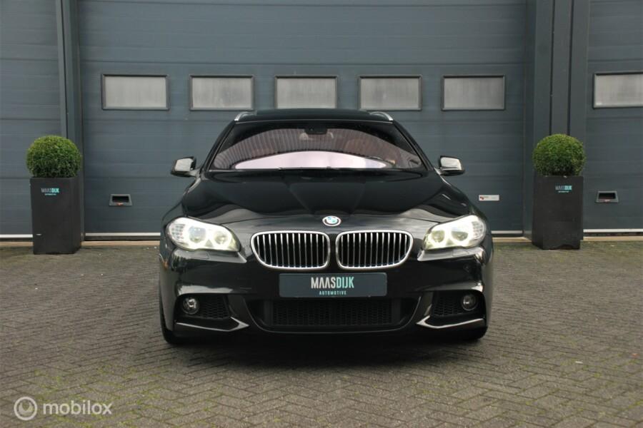 BMW 5-serie Touring 520d High Executive  M-pakket