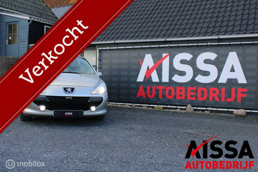 Peugeot 307 1.6-16V XS Apk tot 30-03-2021 Clima/Cruise/Airco