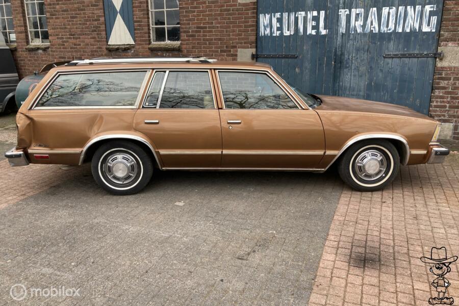 Chevrolet USA Malibu Wagon 5.0 v8 4v nl kenteken en apk