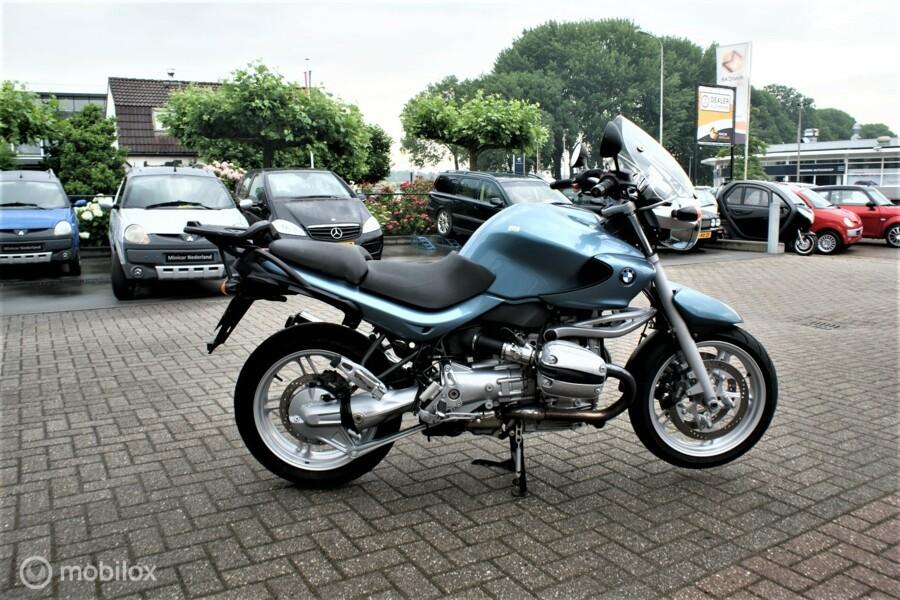 BMW Tour R 1150 R Nette staat 58293KM