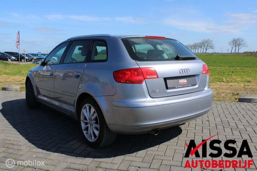 Audi A3 Sportback 1.6 Ambiente Pro Line APK 23-03-2021