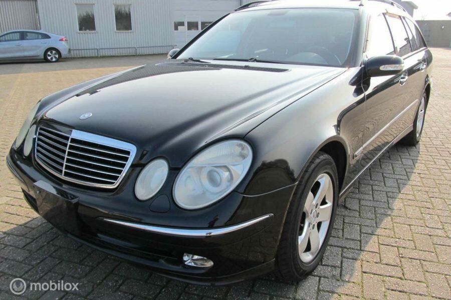 mercedes E  Combi - 320  4-Matic , benzine, 85054 km, AWD !!