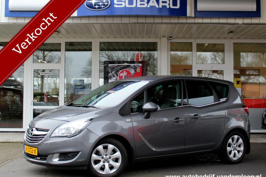 Opel Meriva 1.4 Blitz * Trekhaak * Climate control * Cruise control