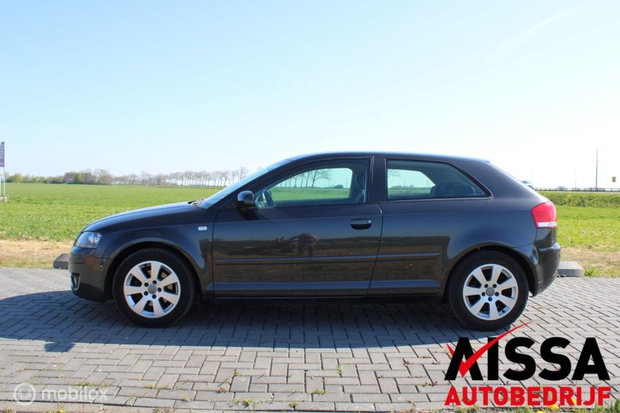 Audi A3  8P 2.0 TDI Attraction Clima/Cruise/APK 30-07-2021