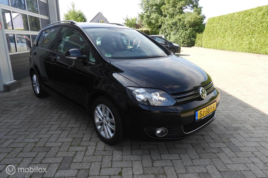 Volkswagen Golf Plus 1.6 TDI Comfortline BlueMotion