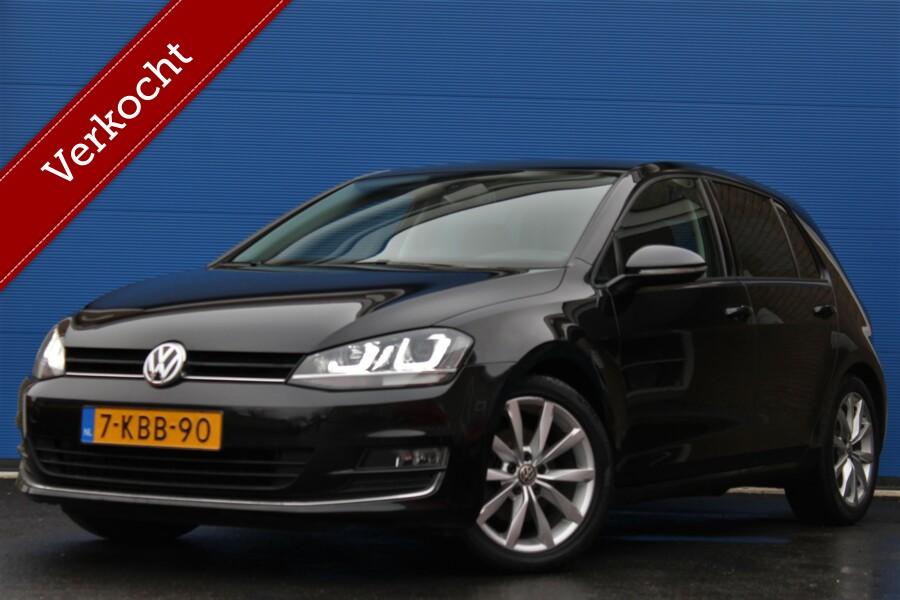Volkswagen Golf 1.4 TSI Highline | DSG | Xenon | Alcantara | Navi