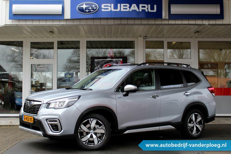 Subaru Forester 2.0 E-BOXER CVT First Edition * Navigatie * 18 Inch