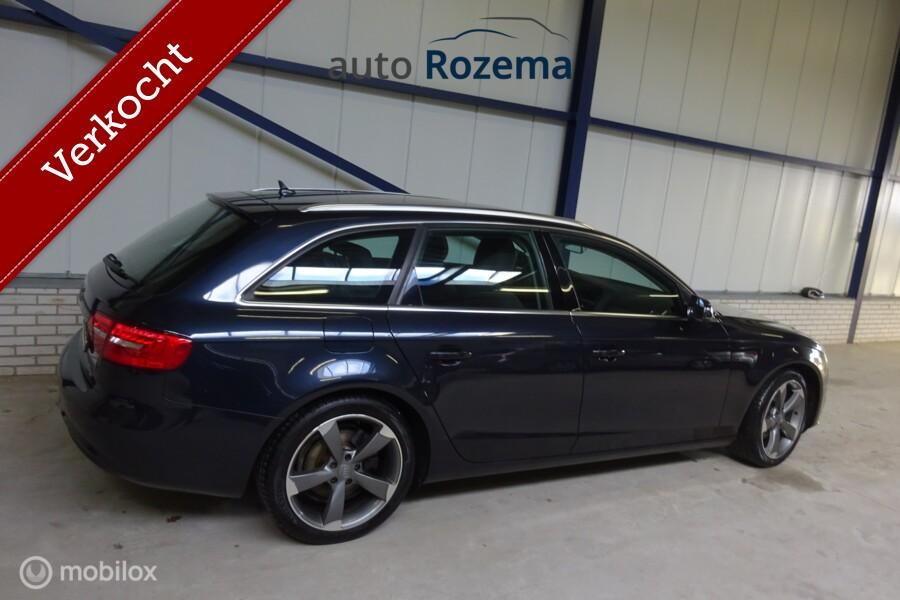 Audi A4 Avant 2.0 TDI ultra Business Edition