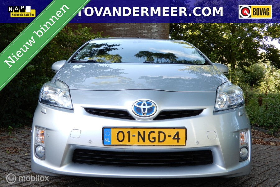 Toyota Prius 1.8 Dynamic / AUTOMAAT / CLIMATE CONTROL / ETC.