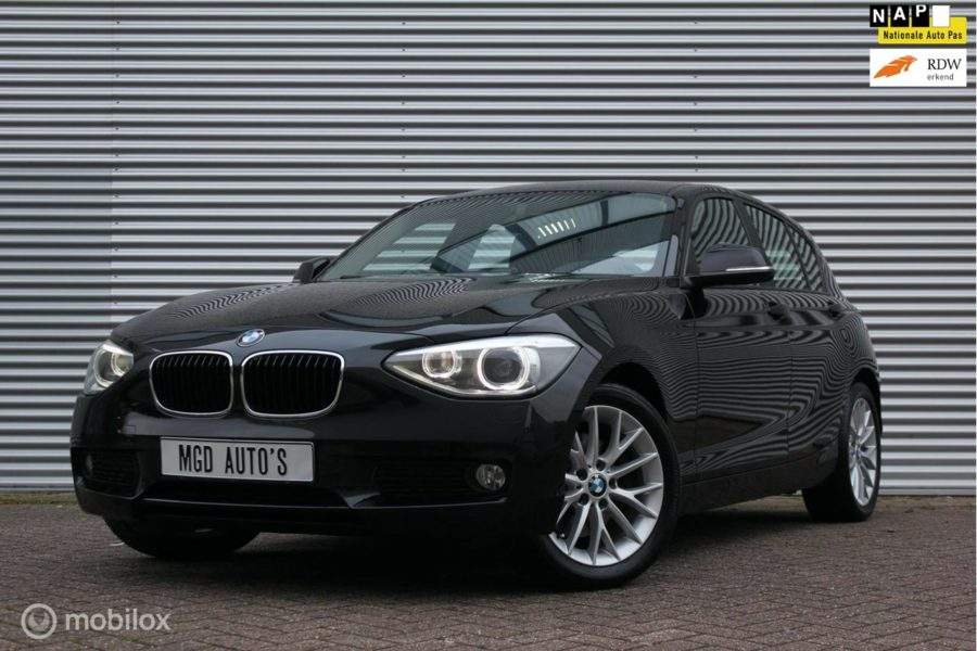 BMW 1-serie 125i Business /218PK/XENON/LED/AIRCO/CRUISE/BLUETOOTH/PDC!