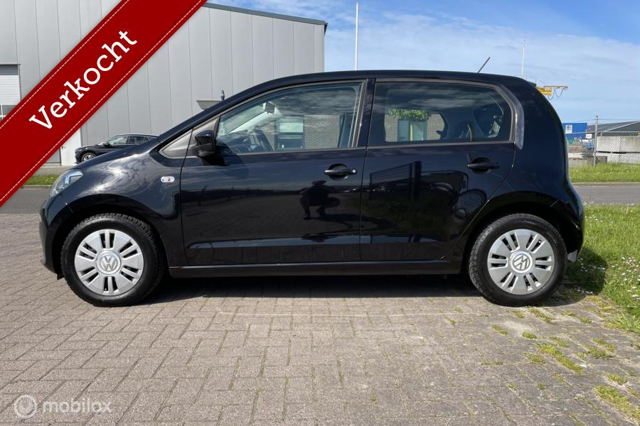 Volkswagen Up! 1.0 move up! BlueMotion Navi Airco 5Drs