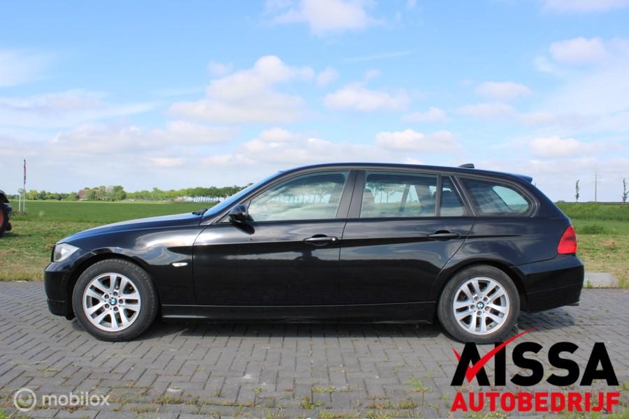BMW 3-serie Touring 318i Business Line Navi/trekhaak/PDC
