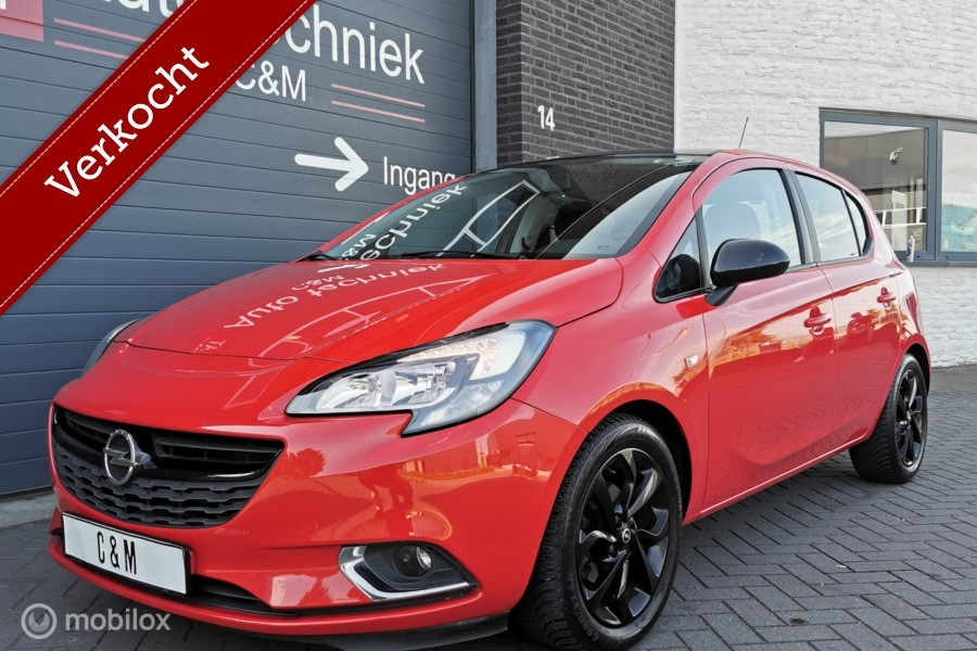 Opel Corsa 1.4 Color Edition/Cruise/Airco/Special/Automaat/v