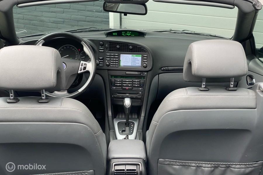 Saab 9-3 Cabrio 2.8 V6 T Aero Automaat
