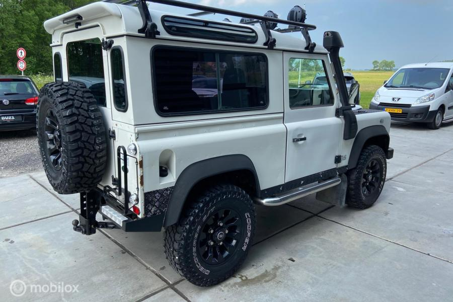 Land Rover Defender  2.5 90 Tdi County