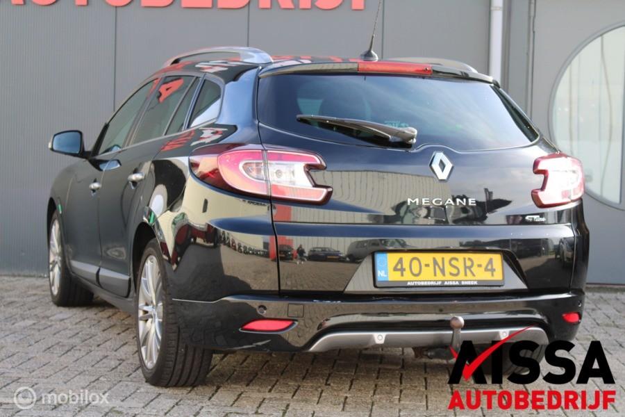 Renault Megane Estate 1.5 dCi GT-Line PDC/Navi/Cruise/Clima