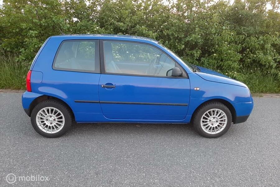 Volkswagen Lupo 1.0, BJ 1999 - Vandaag  weer APK Goedgekeurd