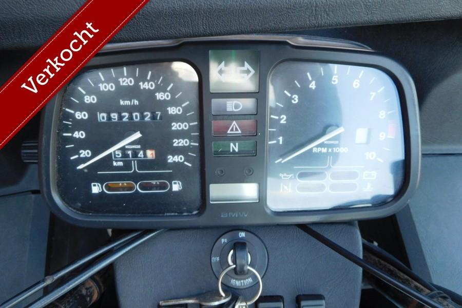 BMW K 100 RT waaraan alles goed werkt