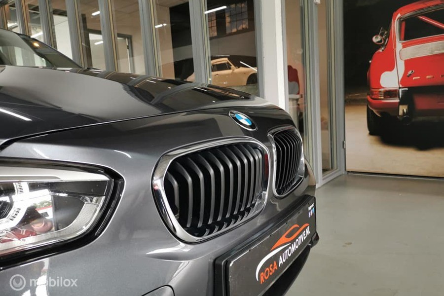BMW 1-serie 118i AUTOMAAT LED NAVI BJ 2018 NAVI PDC CONNECTED DRIVE