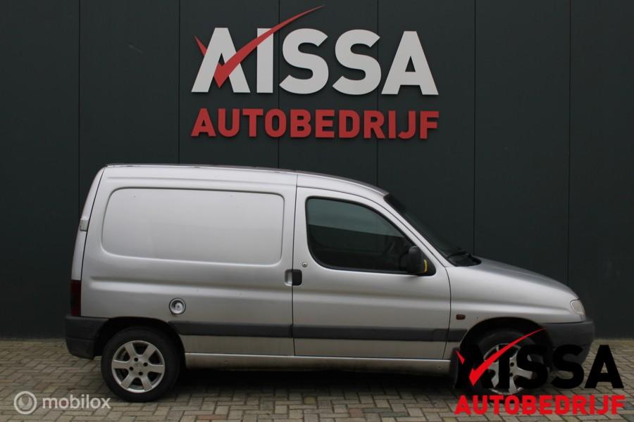 Peugeot Partner bestel 170C 1.9 APK 07-06-2021 INRUILKOOPJE