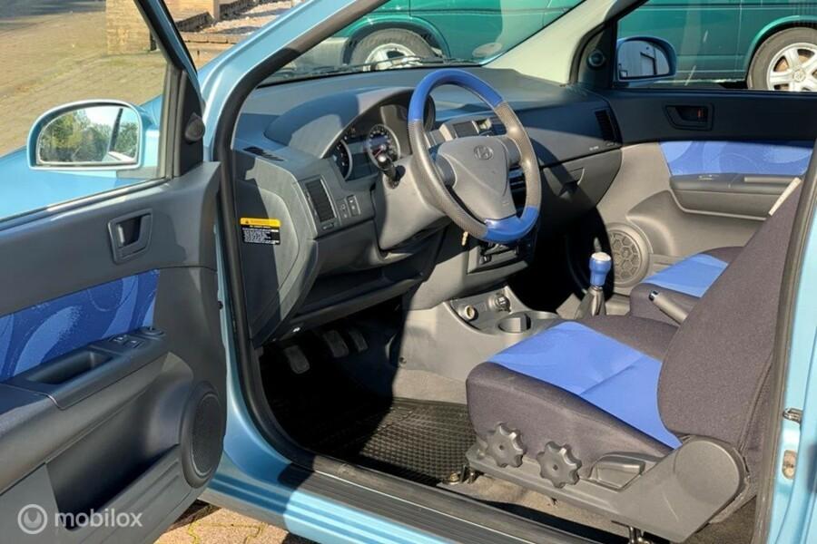 Hyundai Getz - 1.4i Active Cool Nieuwstaat