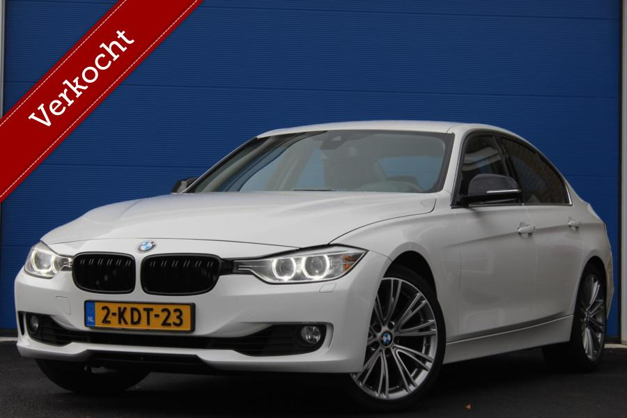 BMW 3-serie 320i High Executive | Aut | Xenon | Leder | Gr. navi