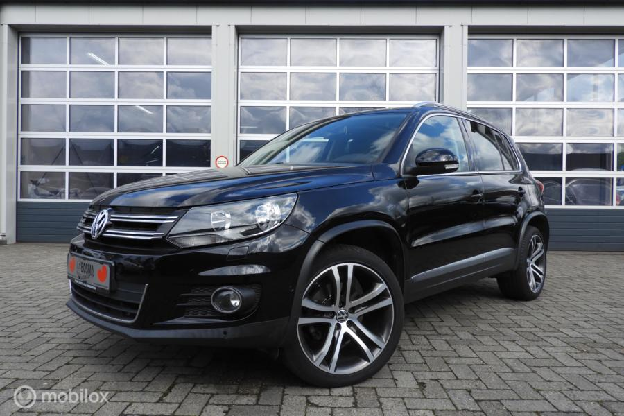 Volkswagen Tiguan 1.4 TSI Sport&Style R-Line Full Optie's