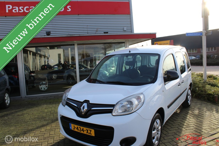 Renault Kangoo Family 1.2 TCe Limited Start&Stop