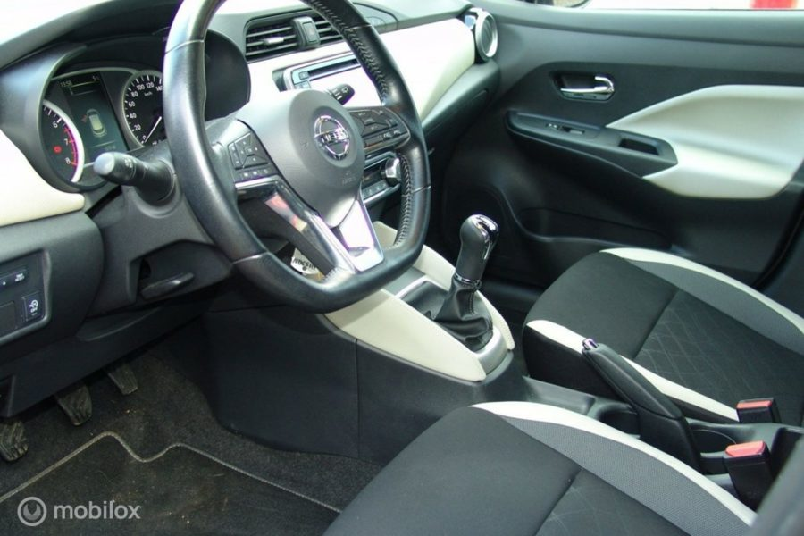 Nissan Micra - 0.9 IG-T N-Connecta