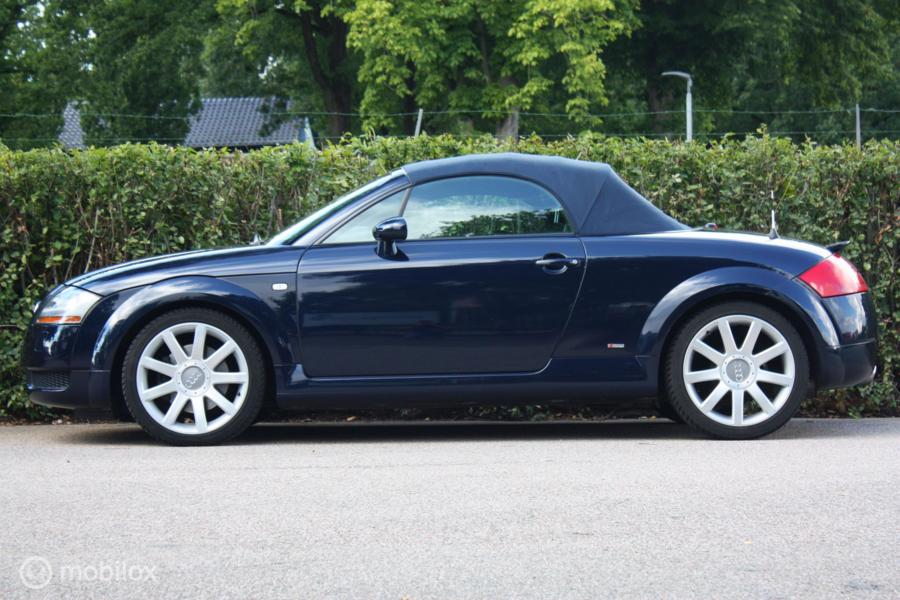 Sublieme Audi TT Roadster S-Line 1.8 Turbo cabrio youngtimer