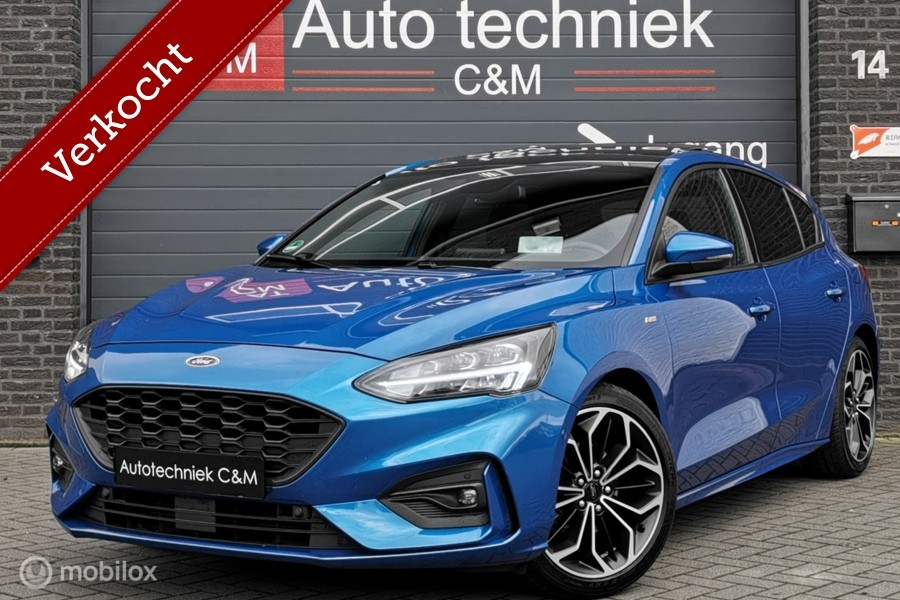 Ford Focus 1.0 EcoBoost ST Line/Pano/Headup/Camera/Sync/vol