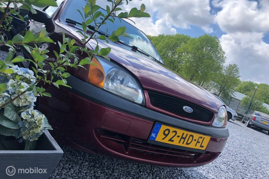 Ford Fiesta 1.3-8V Collection New APK