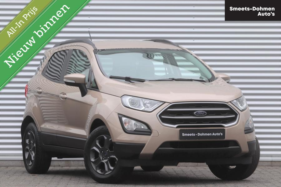 Ford EcoSport 1.0 EcoBoost Trend Ultimate | Navi | ZONDAGS OPEN!