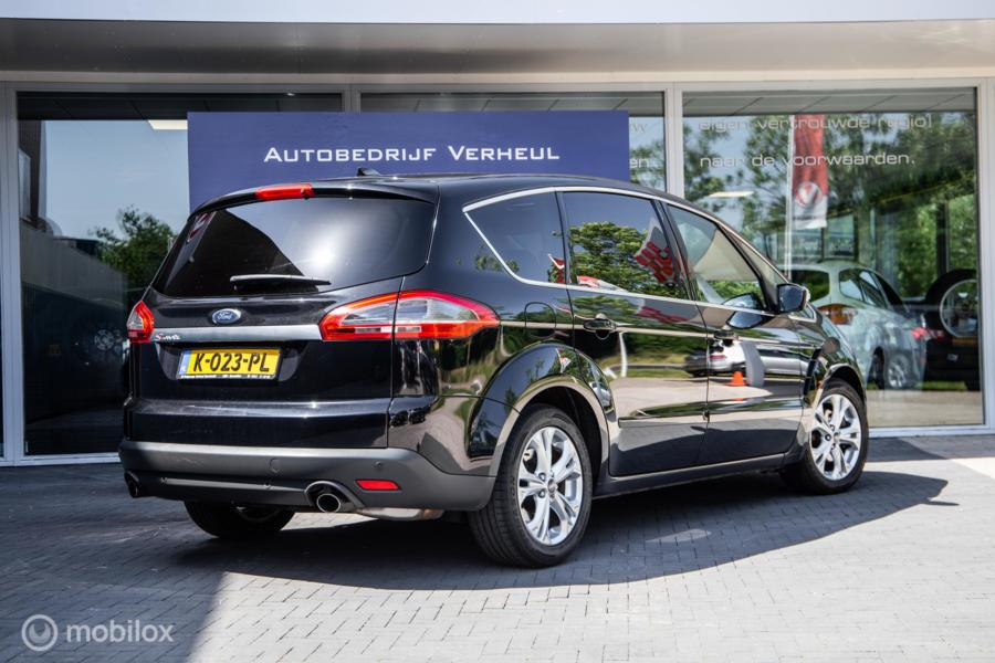 Ford S-Max 2.0 EcoBoost S Edition 7 Zit Automaat Trekhaak