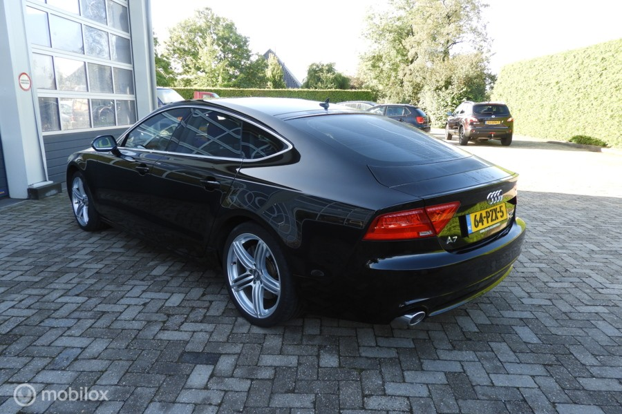 Audi A7 Sportback 3.0 TDI quattro Pro Line plus Full option