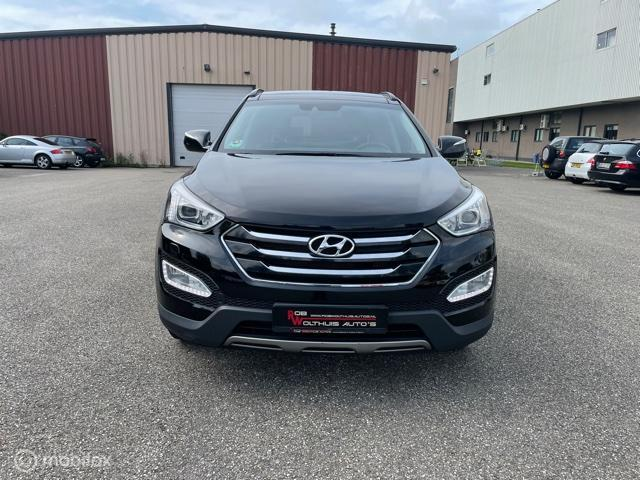 Hyundai Santa Fe - 2.2 CRDi i-Catcher Alle opties