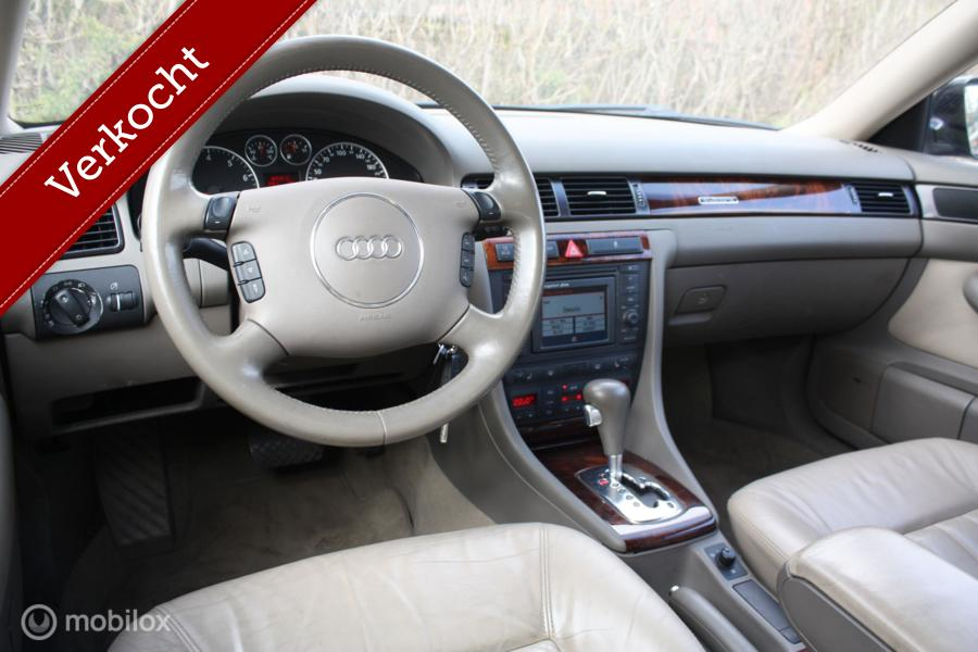 UNIEKE YOUNGTIMER Audi A6 Allroad Quattro 4.2 V8 300pk AUT