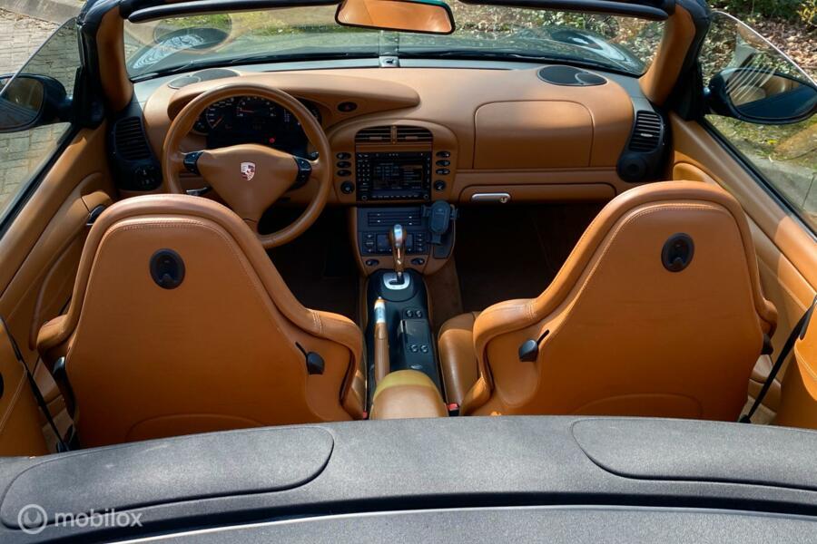 Porsche 911 Cabrio 3.6 Carrera Automaat/ Hardtop/ Xenon/ Bose