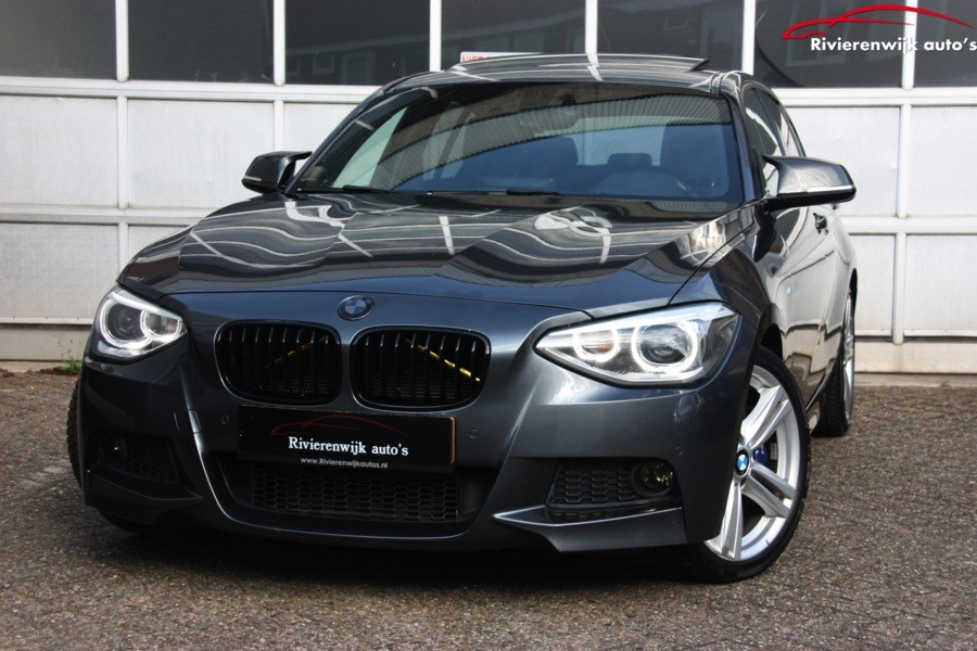 BMW 1-serie 125d M-Performance High Executive, Navi, Dak,Vol
